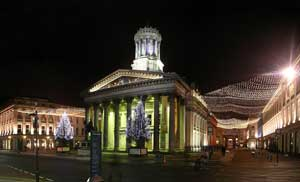 Royal Exchange Square Glasgow